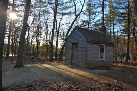 Walden House by Thoreau S Habits On Finding Walden Pond Impakter