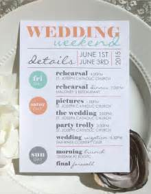 wedding weekend itinerary template wedding itinerary etsy wedding weekend itinerary 10 ideas