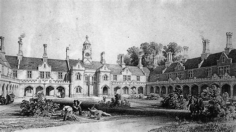 Wonderful Almshouses by Chamberlaine S Almshouses Warwickshire Almshouses