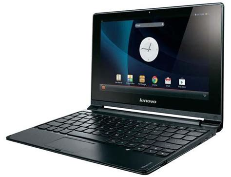 android laptop lenovo a10 android powered laptop announced gadgetsin