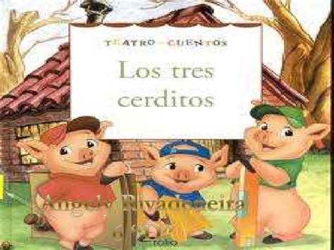los tres cerditos 8430530177 los tres chanchitos