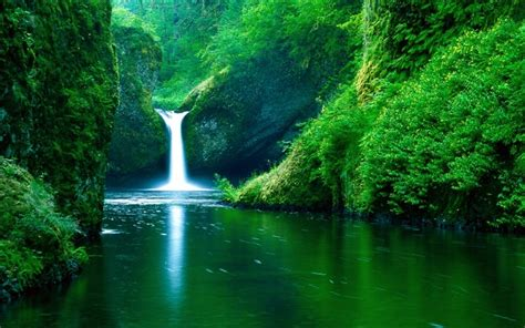 desktop themes nature waterfall waterfall windows 10 theme themepack me