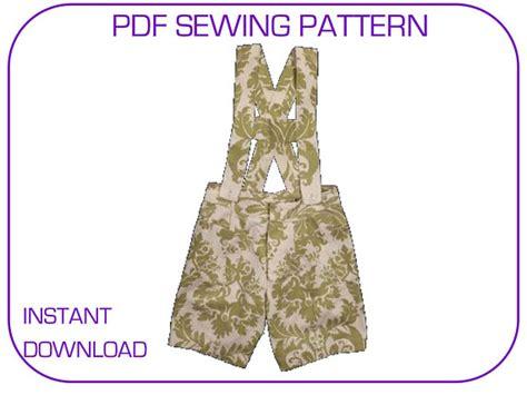 etsy lz pattern friedrich lederhosen pdf sewing pattern the sound of music