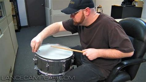 tutorial snare drum how to change your snare drum heads diy tutorial