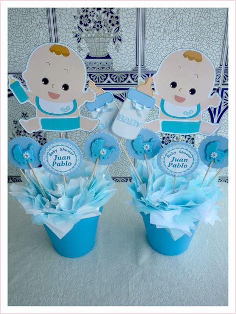 Centros De Mesa Para Baby Shower by Centro De Mesa Para Baby Shower Con Dibujo De Bebe