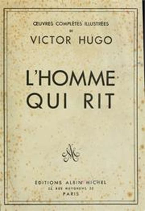 lhomme qui rit l homme qui rit 1869 edition open library