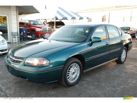 books on how cars work 2000 chevrolet impala user handbook 2000 chevrolet impala in dark jade green metallic 106388 jax sports cars cars for sale in