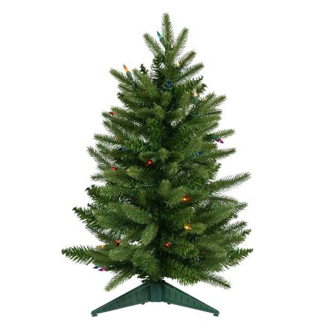 shop vickerman 2 ft pre lit frasier fir artificial