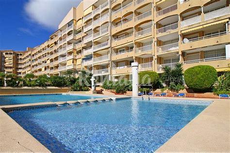 apartamentos en calpe apartamentos en calpe playa del arenal piscina calpe