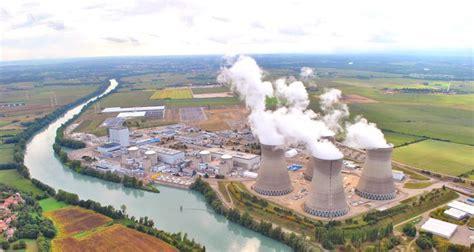 centrale francese nessuna conseguenza per incidente a centrale nucleare