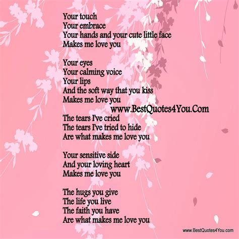 poems your poem quotes for him verylovequotes