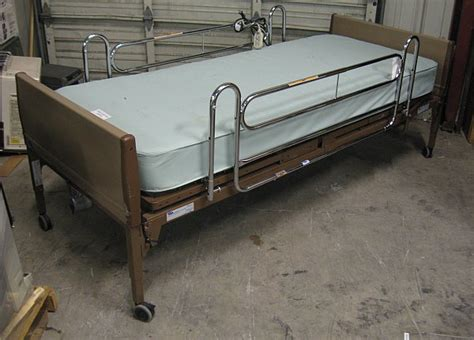 invacare 5301ivc all electric hospital bed adjustable ebay