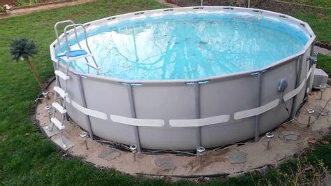 52 inches in feet 18 feet by 52 inch intex ultra frame pool set gray review