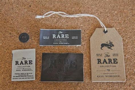 40 cool clothing labels and hang tag designs jayce o yesta