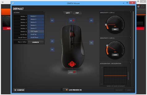 Hp Omen Keyboard Mouse Gaming With Steelseries Rgb Led 1 review hp omen mouse steelseries เกมม งเมาส ไฟสวย มาโครได จ บกระช บม อ