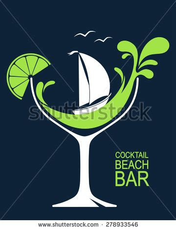 martini party boat chicago stylized yacht stock photos images pictures shutterstock