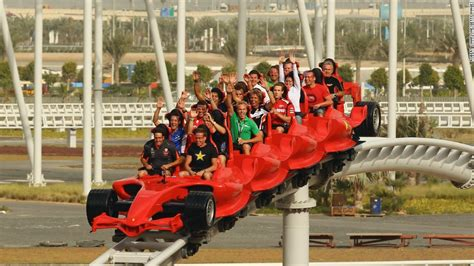 theme park abu dhabi 8 of the middle east s weird and wonderful theme parks