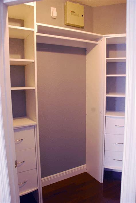 Walk In Wardrobe Components by Essay Page