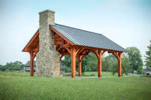 Gambrel Roof Barn Kits New Outdoor Pavilion The Alpine The Barn Yard Amp Great