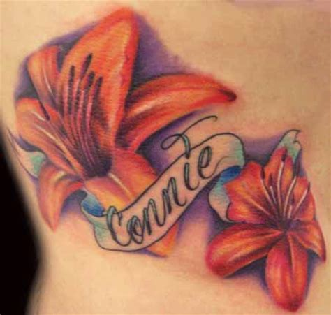 flower tattoo designs with names first name tattoos designs high quality photos and flash