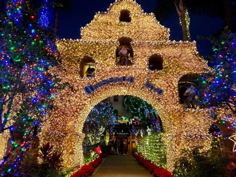 mission inn christmas lights 2017 festival of lights at the mission inn project refined life