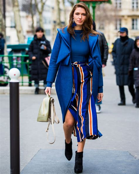 paris street style a 1419706810 fq s favourite street style looks from paris fashion week aw 18 19
