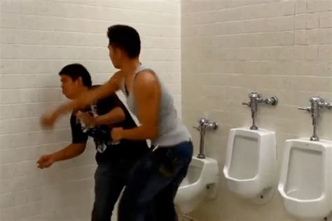 school bathroom fight spoonfeedz funny