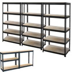 steel shelves for garage 3 x 5 tier metal shelving shelf storage unit garage