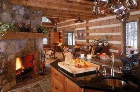 kitchen with fireplace designs country kitchen fireplace design interior exterior doors