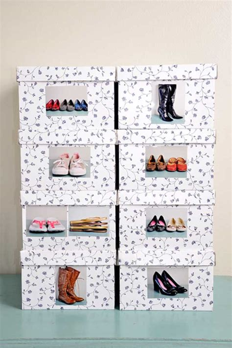 33 clever and creative diy shoe storage solutions to save 28 clever diy shoes storage ideas that will save your time