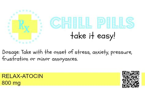 printable prescription labels happy pills and chill pills free printable labels happy