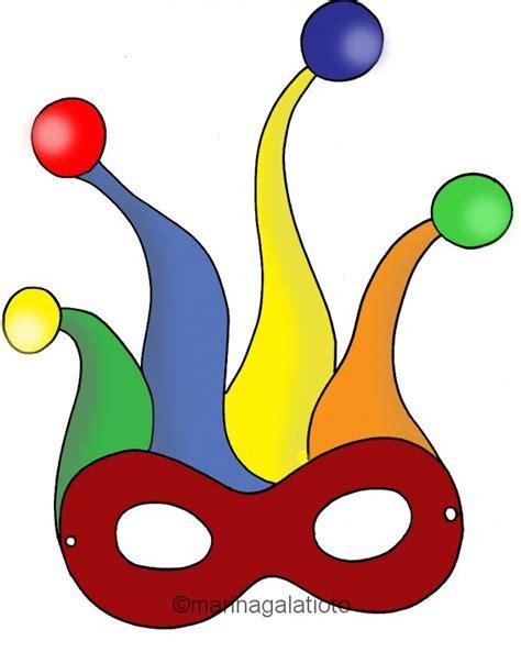 maschere di carnevale fatte in casa maschere di carnevale da colorare mondofantastico