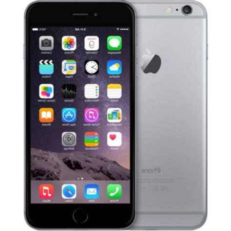 a iphone 6 iphone 6 space grey 16gb