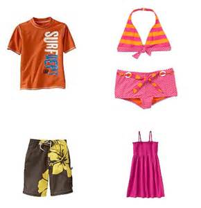 Those Look Like Comfortable Shoes Fun And Affordable Kids Beach Wear