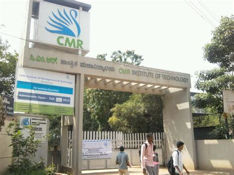 Cmr Mba College Hyderabad cmr institute of technology cmrit bangalore images