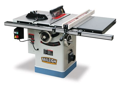 riving knife table saw ts 1040p 30 baileigh industrial