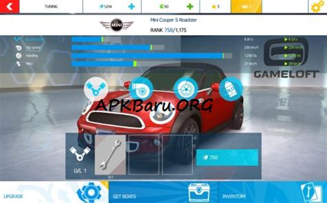 asphalt nitro v1 7 1a mod apk unlimited token credit update aplikasi digital asphalt nitro v1 6 0g mod apk unlimited money coins software gratis