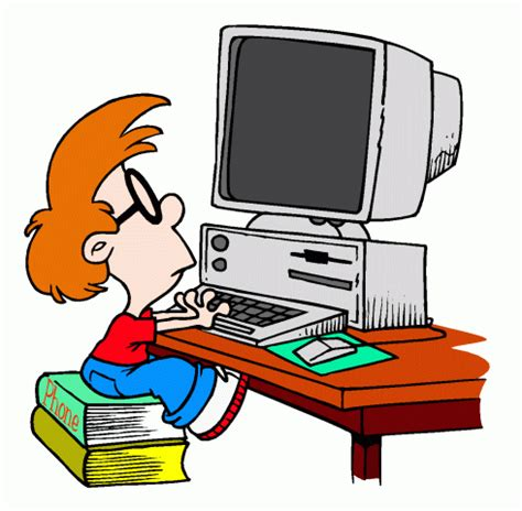 am computer am computer ausmalbild malvorlage comics