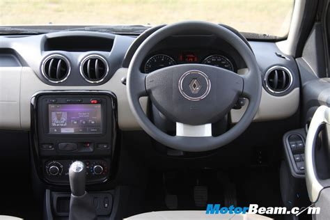 Duster Top Model Interior by Car Picker Renault Scala Interior Images