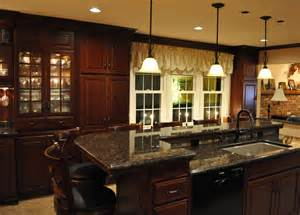 kitchens with bars and islands home improvement kitchen bathroom remodeling awnings