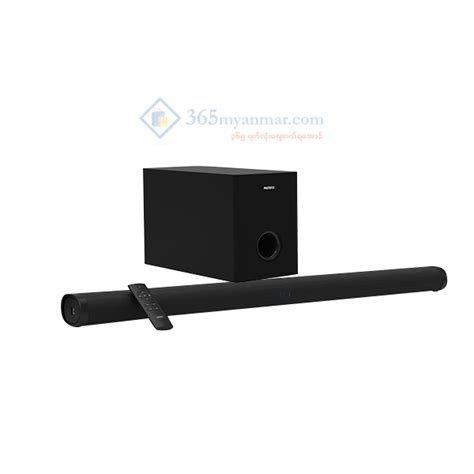 Remax Soundbar Home Theater Rts 10 remax rts 10 home theatre bluetooth sound bar ech 365myanmar