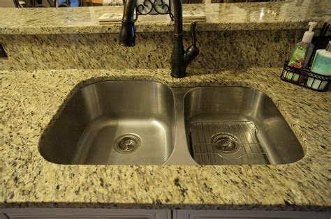 Undermount Sink With Granite Countertops by 3cm New Venetian Gold Granite Countertops Undermount