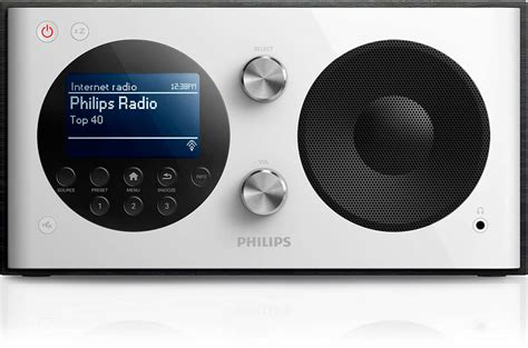 internet music clock radio ae8000 10 philips