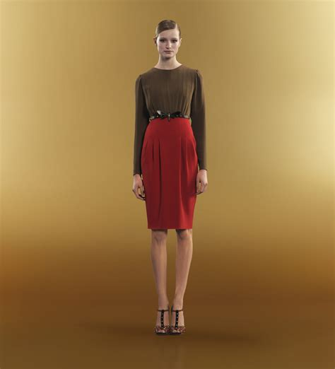 gucci women s ready to wear 2012 2013 clothes fashion
