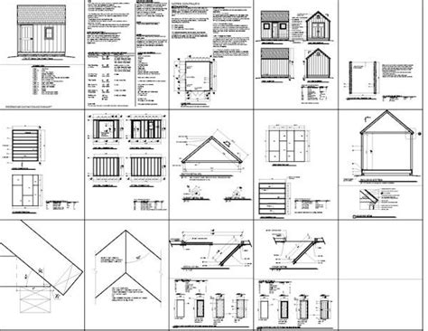 Two Story Shed Plans Free by 187 10 X 12 Foot Shed Plans Pdf 2 Story Shed Floor