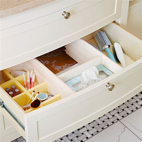 bathroom vanity drawer storage ideas 8 bathroom storage ideas