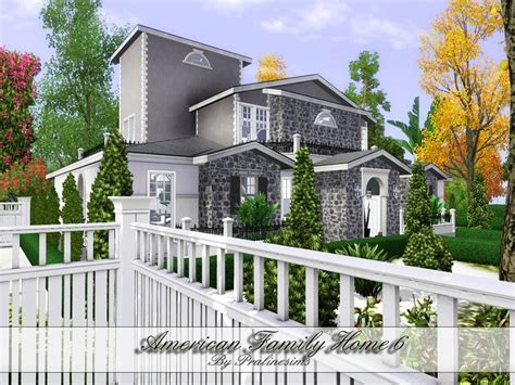 new home resource pralinesims american family home 6