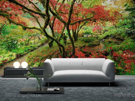 Image Gallery Japanese Garden Wallpaper Murals Japanese Garden Wall Murals