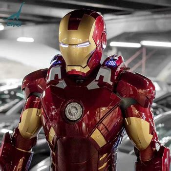 loriso cosplay iron man mark suit real costume