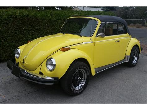 1979 Volkswagen Beetle by 1979 Volkswagen Beetle For Sale On Classiccars 23